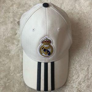 Real Madrid Adidas Hat